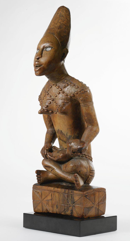Yombe Phemba (Maternity) Figure, DR Congo http://www.imodara.com/post/96710807169/dr-congo-yombe-phemba-maternity-figure