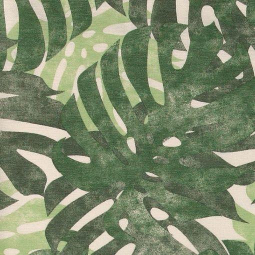 Gewebe Mit Grunem Philodendron Philodendron Gewebe Weben