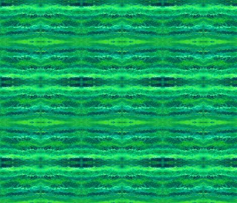 Emerald fabric by quirkyhappyart on Spoonflower - custom fabric available soon.