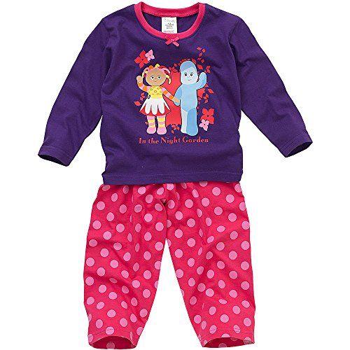 In The Night Garden Upsy Daisy Girls Pyjamas - Purple - 18/23 Months