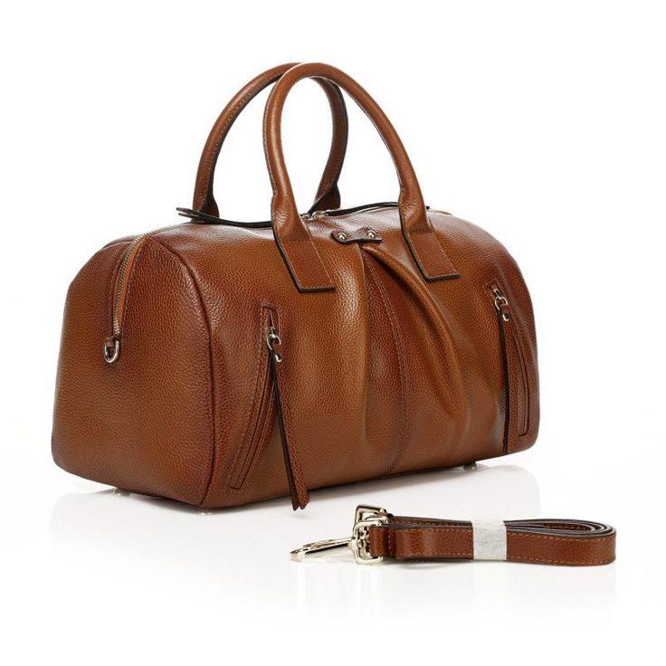 """""""Designer Inspired"""" Brown Leather Tote Bag  https://largepurseshop.com/collections/designer-inspired-handbags/products/designer-inspired-brown-leather-tote-bag-1"""