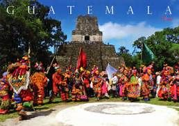... MY HOME!: 0880 GUATEMALA (Petén) - Tikal National Park (UNESCO WHS
