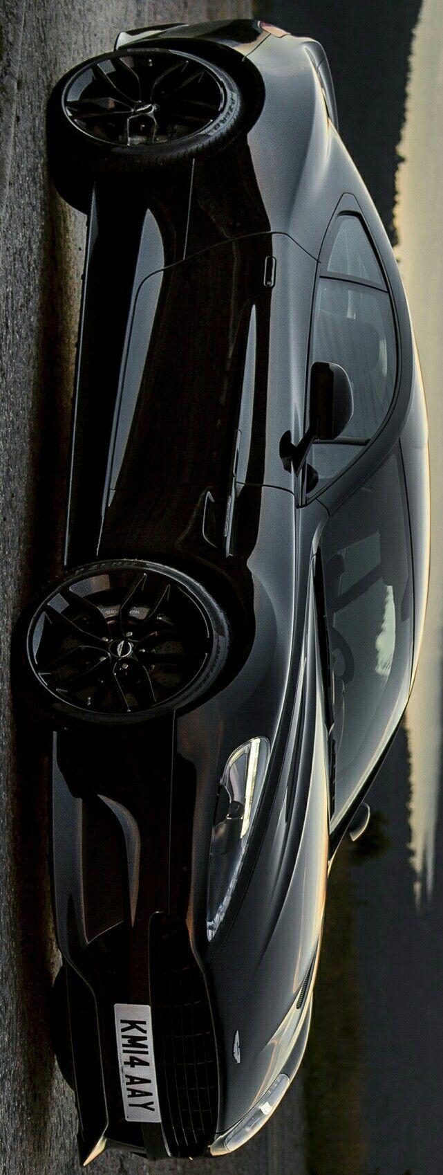 Aston Martin Vanquish Carbon Black by Levon