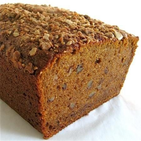 Easy Whole Grain Pumpkin-Banana Bread – Best of both worlds!