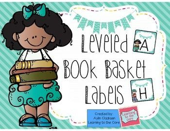 FREE!! These book basket labels will make your classroom library look super inviting! The labels include AA {Pre A}-Z to align with Fountas & Pinnell book leveling system. All you need to do is laminate, cut and attach them to your book baskets!Enjoy!If you need numbered labels instead, check out this blog post for these same labels but with numbers 0-20 (freebie too)!Organization with Leveled Book Baskets