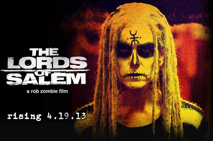 """Rob Zombie Reveals a Historical Twist in """"The Lords of Salem"""" Trailer - The Lords of Salem takes the concept of the Salem witch trials to a new level. In a recent interview with Empire, Zombie explains that, """"Twenty innocent people were executed during the Salem witch trials. But the premise of the film is that there were another six women executed who actually were witches, that nobody knows about. It's about that secret plot getting uncovered."""" #RobZombie #LordsofSalem #ZombieWitch…"""