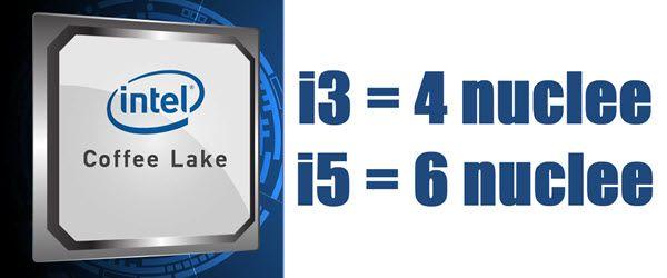 Doua configurații accesibile pentru Office și Gaming, SSD 960 super rapid, GTX 1060, Coffe Lake - Configurație PC cu noile Intel i3 cu 4 NUCLEE Coffe Lake #videotutorial #CoffeLake