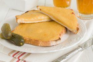 foodies-EM-Küche: aus Wales Welsh Rarebit schmecken auch lecker bei einem Brunch