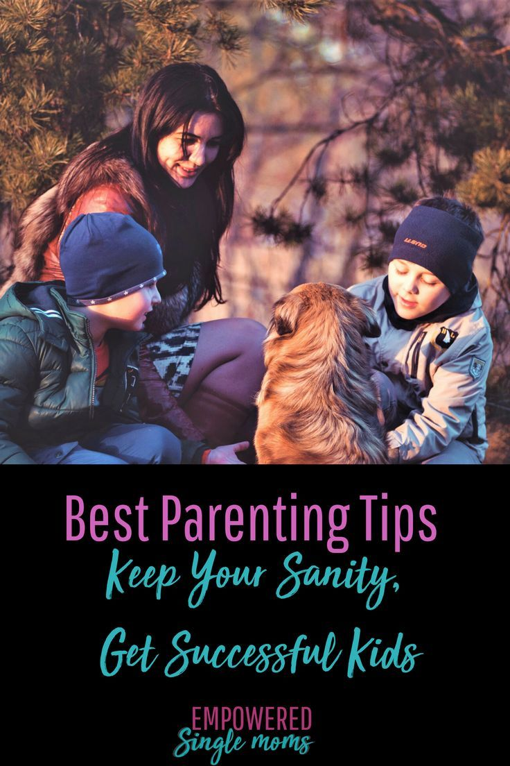 Follow this simple plan and have successful kids and a peaceful home.