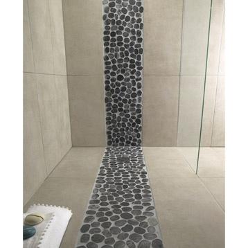 Décorez votre salle de bain grâce à de superbe frise en galet à retrouver sur: http://www.pierreetgalet.com/20-galets