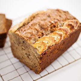 Ultimate Banana Bread - Any 10-year-old can make the typical dry, bland banana bread. But if you want to make a moist, tender loaf with over-the-top banana flavor, you need... : americastestkitchen