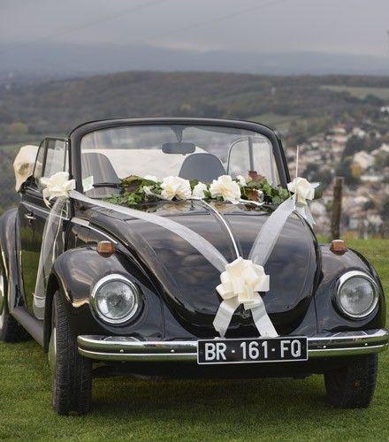 les 25 meilleures id es de la cat gorie voiture mariage sur pinterest voiture de mari s. Black Bedroom Furniture Sets. Home Design Ideas