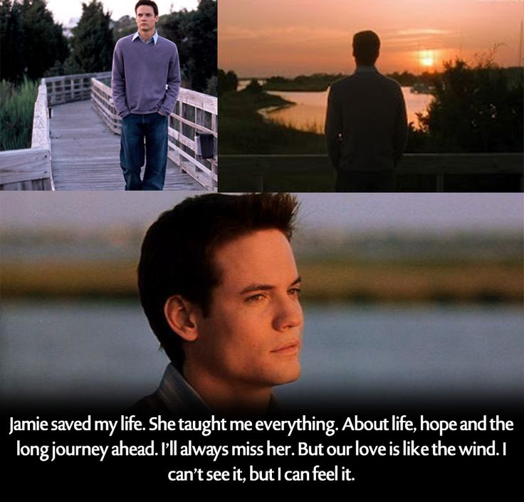 a walk to remember quotes love is like the wind - photo #14