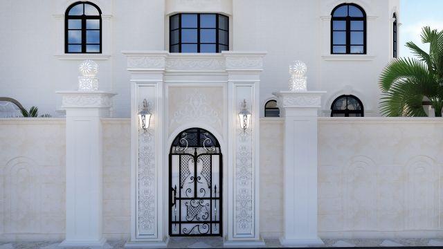 Luxe Exterior Design Exterior Design House Gate Design Luxury Exterior