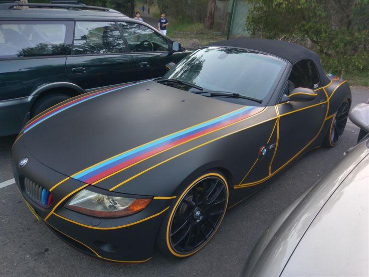 This custom BMW