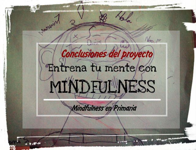 """Explicación del proyecto """"Entrena tu mente"""" sobre mindfulness en las aulas de Primaria (escuela pública) AESCOLADOSSENTIMENTOS.COM"""
