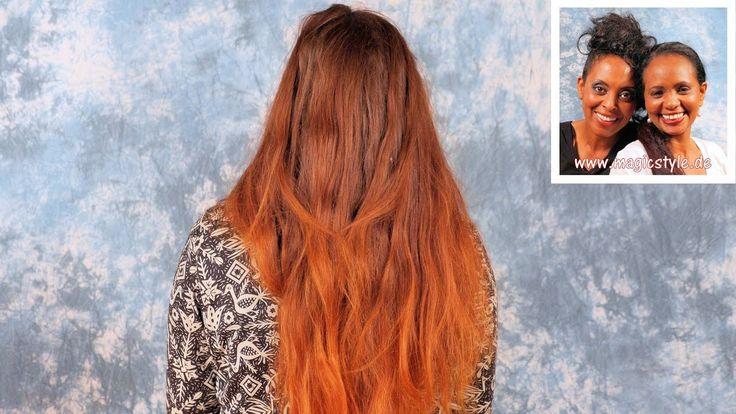 Jessica möchte ihre unglaublich schönen langen Haare dreaden lassen!