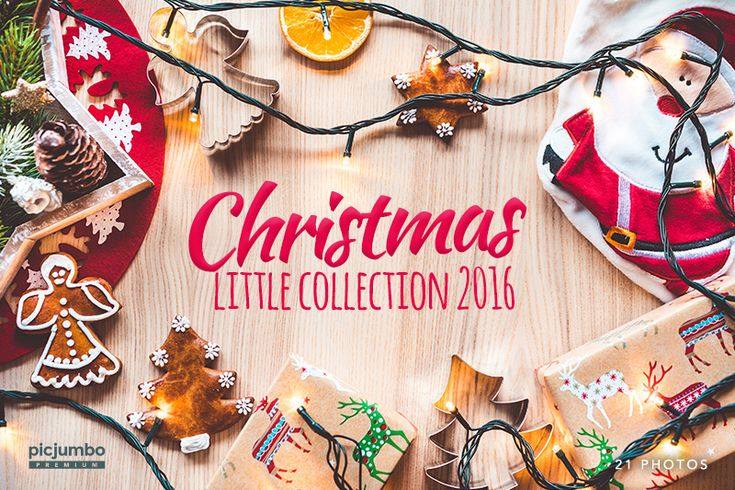 New #picjumbo PREMIUM Collection! Christmas Little Collection 2016 — do you like it? Grab it here: https://picjumbo.com/premium/christmas-little-collection-2016/