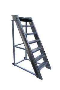 Stairs aluminium stair