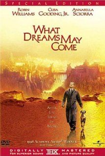 What Dreams May Come: Full Movie, Books Worth, Worth Watches, Secret Movie, Amazing Cinematography, Favorite Movie, Movie Free, Robins Williams, Afterlife Movie