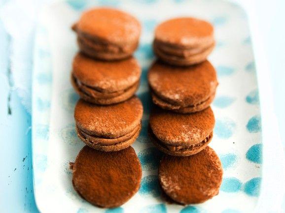 Suklaapikkuleivät / Chocolate biscuits / Kotiliesi.fi / Kuva/Photo: Jukka Pakarinen/Otavamedia