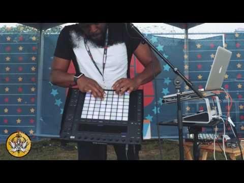 Live Performance Ableton Push 2 at Maker Faire (Beatdesign 48)