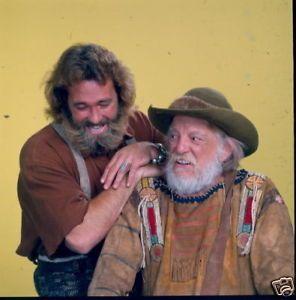 Denver Pyle/Grizzly Adams Entertainment Memorabilia-Television Memorabilia -Photographs.....