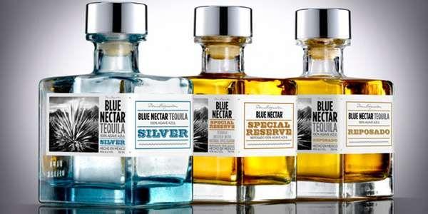 Sophisticated Liquor Branding