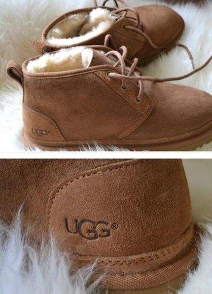 Those r uggs?!