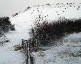 Winter fun on the edge of Hawkinge