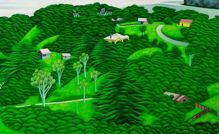 OUTPOST: Ian Scott (1945–2013) (NZ)