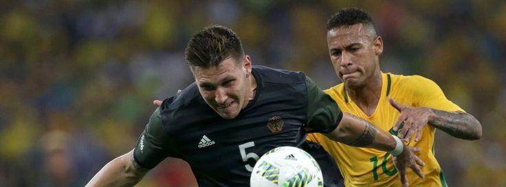 Liveticker Olympia-Finale: Deutschland drängt auf den Ausgleich