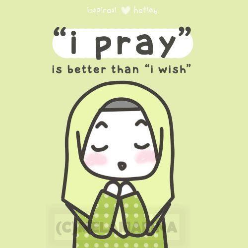 we all pray