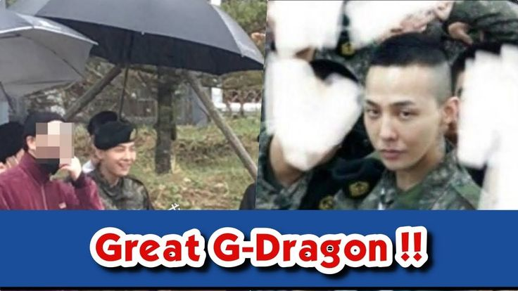 G-Dragon Becomes an Army Assistant Instructor After Getting the Highest ...