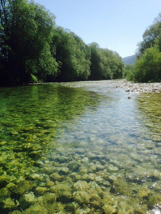 Sava Bohinka - Slovenia