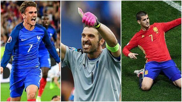 Eurocopa Francia 2016: los clasificados a octavos de final.