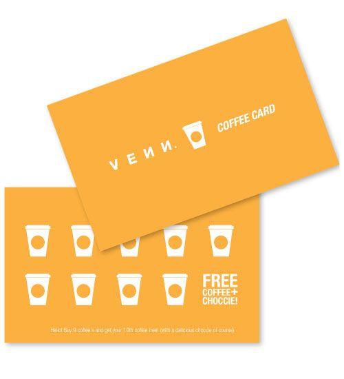 coffee loyalty card - Google Search                                                                                                                                                                                 More