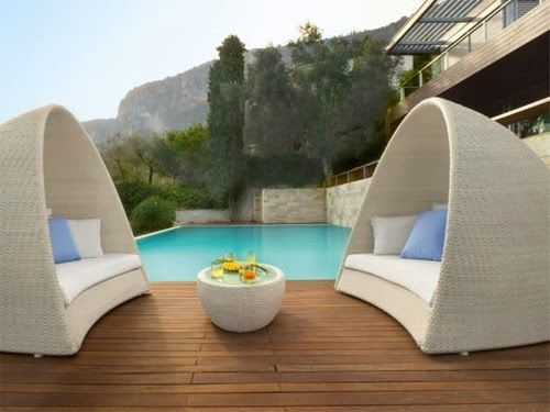 Some Reason Why You Have To Choose Modern Outdoor Furniture