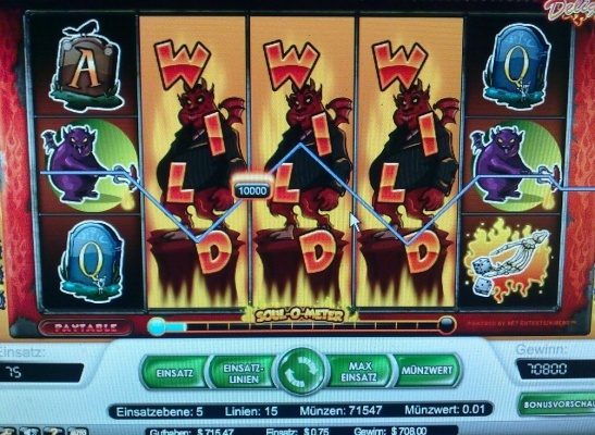 Devils delight slot (Net Entertainment) 954 x total bet big win! You can find hundreds of Big Win pictures and videos here: http://www.bigwinpictures.com