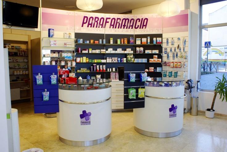 Farmacia La Estación. #Toledo