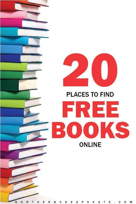 20 Places to Find Free Books OnlineClaire Purcell