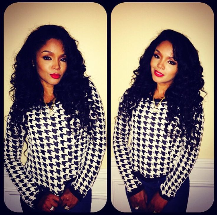 She is so pretty! #Rasheeda