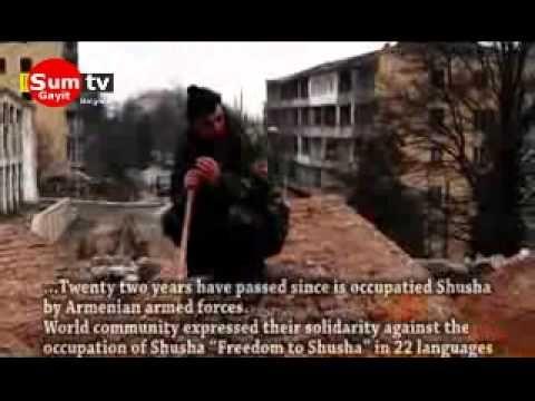 ▶ Shusha video in Baku - YouTube