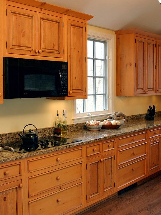 25 Best Ideas About Pine Kitchen Cabinets On Pinterest Colored Kitchen Cabinets Navy Kitchen