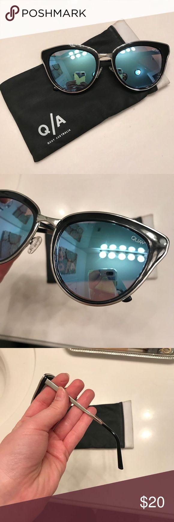 Quay Australia Sunglasses Like new, no scratches. Perfect condition. Quay Australia Accessories Glasses