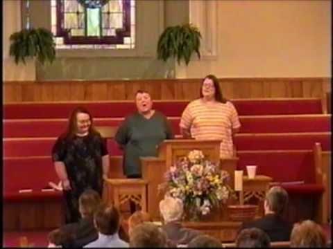 """Somewhere in The Shadows"" - Mount Carmel Baptist Church Choir, Fort Pay..."