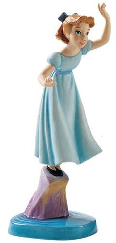 WDCC Disney Classics Peter Pan Wendy Peter Oh Peter #WDCCDisneyClassics #Art. Walt Disney Collectors Society Commission Only release. The redemption period is January 01, 2008-March 31, 2009.