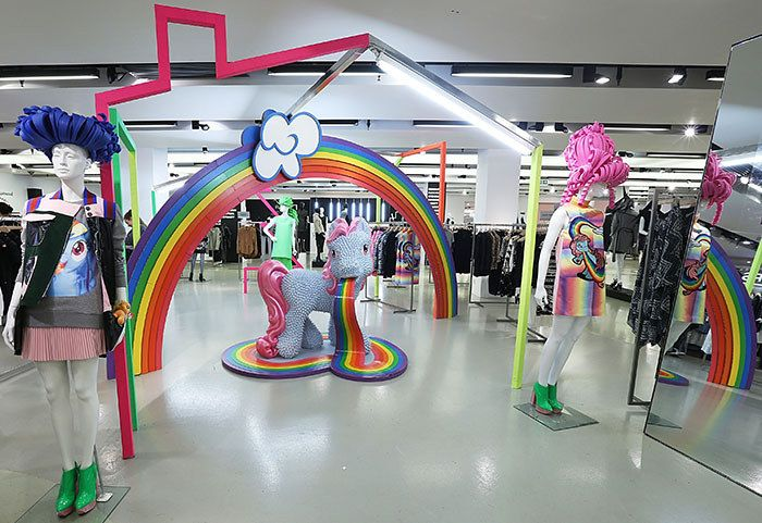 The World of Fyodor Golan x My Little Pony