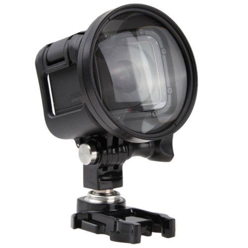 58mm 10X Close-Up Lens Macro Lens Filter for GoPro HERO4 Session