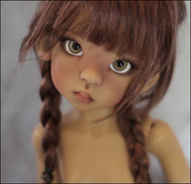 JpopDolls.net :: Dolls :: Kaye Wiggs Dolls :: Layla :: Sunkissed Human Layla